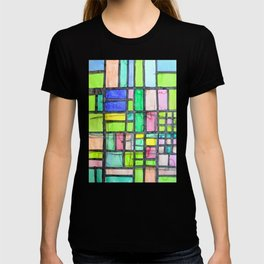 Homage to Mondrian T-shirt