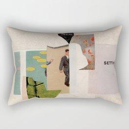 new setting Rectangular Pillow