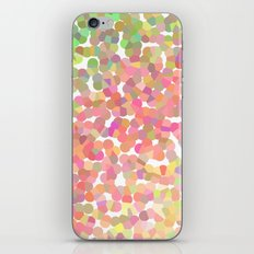 Confetti Colors iPhone & iPod Skin