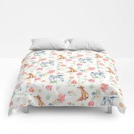 Fox & Hound Comforters