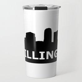 Billings Skyline Travel Mug