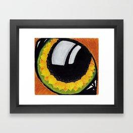 Suncat Framed Art Print