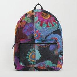 Flowers in Her Hair Backpack