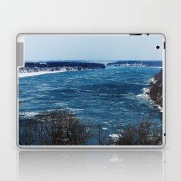 Endless Blue Laptop & iPad Skin