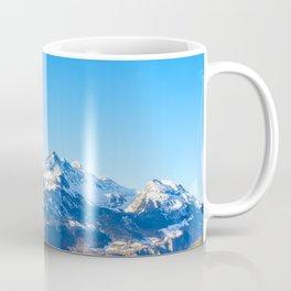 The Mountain Awaits Coffee Mug
