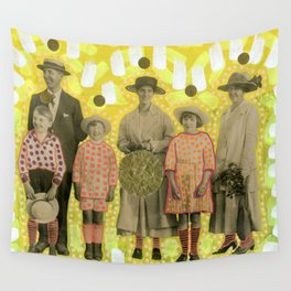 I Figli Del Grano Wall Tapestry