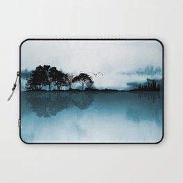 Nature Guitar Blues Laptop Sleeve