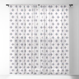 Lotus Moon Sheer Curtain