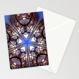 Sacred Geometry Star Stationery Cards