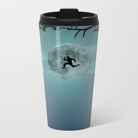 Escape Metal Travel Mug
