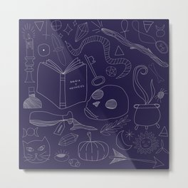Brujeria (Witchcraft) Metal Print