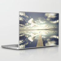 outdoor Laptop & iPad Skins featuring Vanity by HappyMelvin
