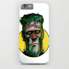 Frankensteins Monster is tired iPhone 6s Slim Case