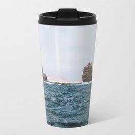 Islands between Lanzarote and Isla Graciosa, Spain Travel Mug