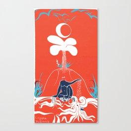 Zuimaco Canvas Print