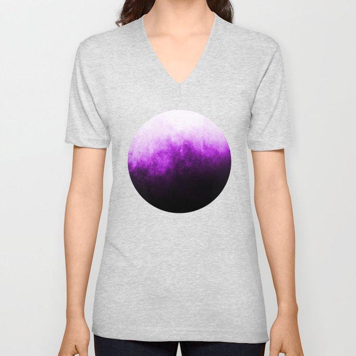 Abstract VII Unisex V-Neck