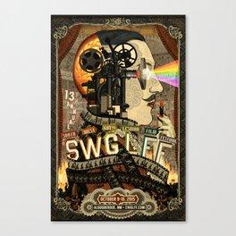 13th Annual Southwest Gay & Lesbian Film Festival Canvas Print