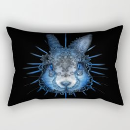 WHEN RABBITS WERE GODS Rectangular Pillow