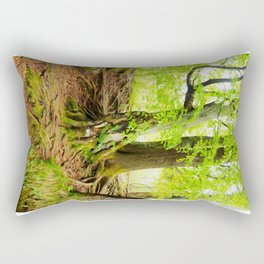 Enchanted Tree Rectangular Pillow