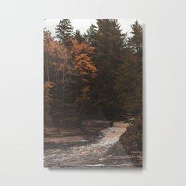 Tahquamenon Falls II Metal Print