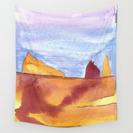 skyscapes 16 Wall Tapestry