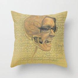 EEG Throw Pillow