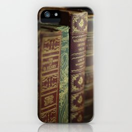 The Writing Desk 2 iPhone Case