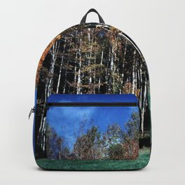 White Mountain Birches Backpack