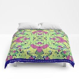 """Spring"" series #4 Comforters"