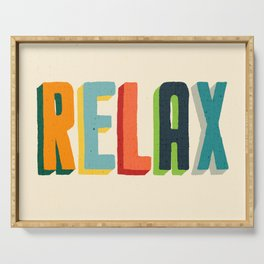 Relax Serving Tray