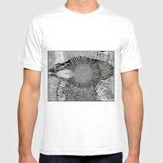 Tears from I Mens Fitted Tee White MEDIUM