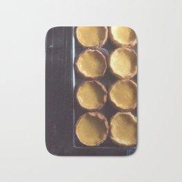 egg tart Bath Mat