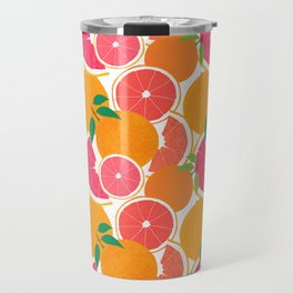 Grapefruit Harvest Travel Mug