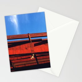 Propping Up the Sky Stationery Cards