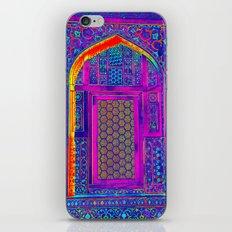 Pop Window iPhone & iPod Skin