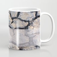 cracked Mugs featuring Cracked by F. C. Brooks