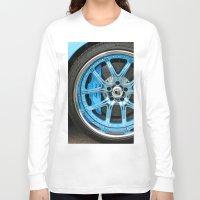 lamborghini Long Sleeve T-shirts featuring Lamborghini by Captive Images Photography