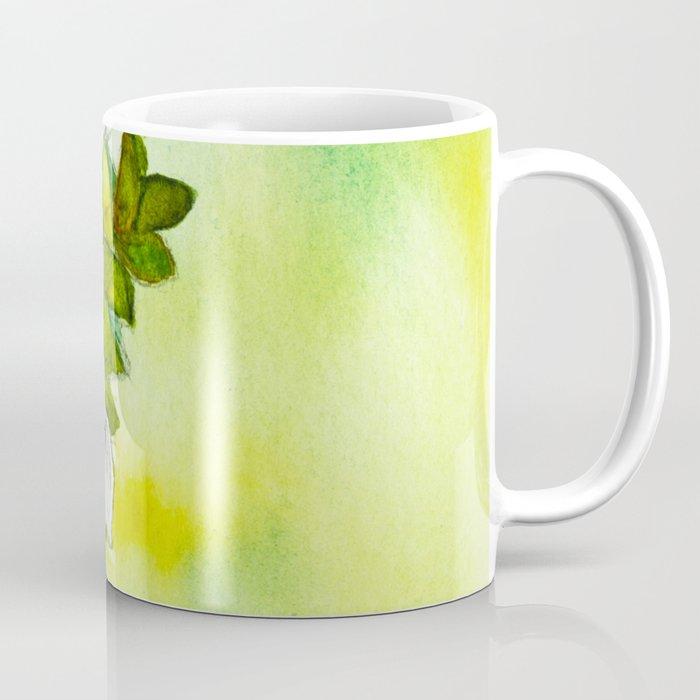 Study of a Weird Little Orchid Coffee Mug
