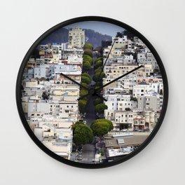 S.F. Living Wall Clock