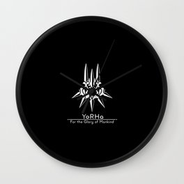 Video Game Wall Clock