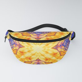 Portal of Thoughts - Spirit of the Northern Wolf Fanny Pack