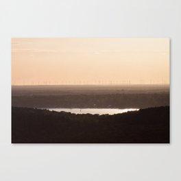 Modern Landscapes Canvas Print