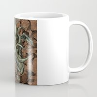 cthulhu Mugs featuring Cthulhu by MrDenmac