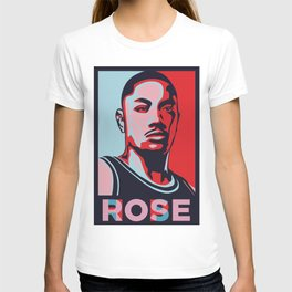 Rose is Hope T-shirt