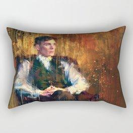 Thomas Shelby Rectangular Pillow