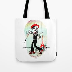 Paris Cruisin' Tote Bag