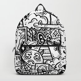 Creature City Backpack