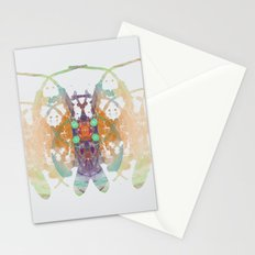 Inknograph II- Ink blot Art Stationery Cards