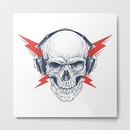 xxxx Metal Print