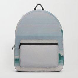beach. Wave Backpack